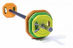 Штанга для фитнеса (памп)