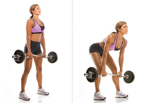 Базовые упражнения силового фитнеса