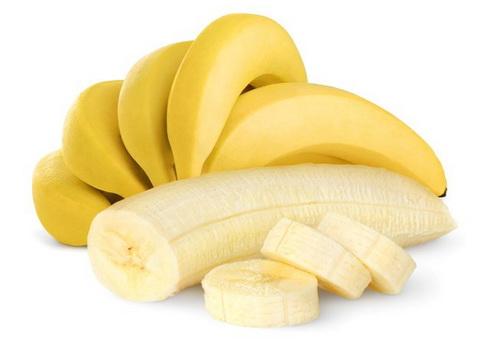 Банановый манник в пароварке