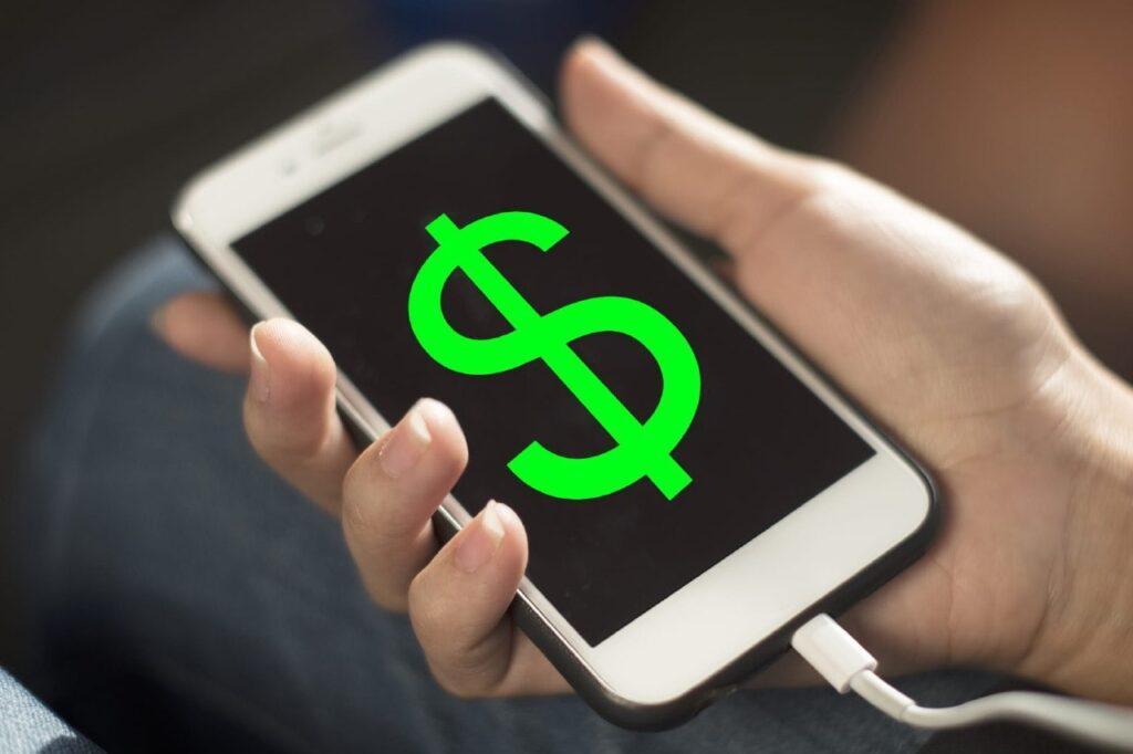 заработок на телефоне без вложений с выводом